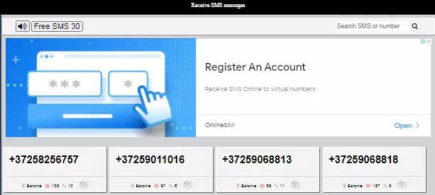 Situs Terbaik untuk Menerima SMS Online Untuk Verifikasi Akun-1