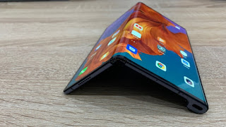 Huawei Harmony and Samsung Fold
