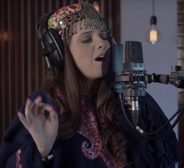 An exclusive interview singer-songwriter from Kashmir, Maha Ali Kazmi.