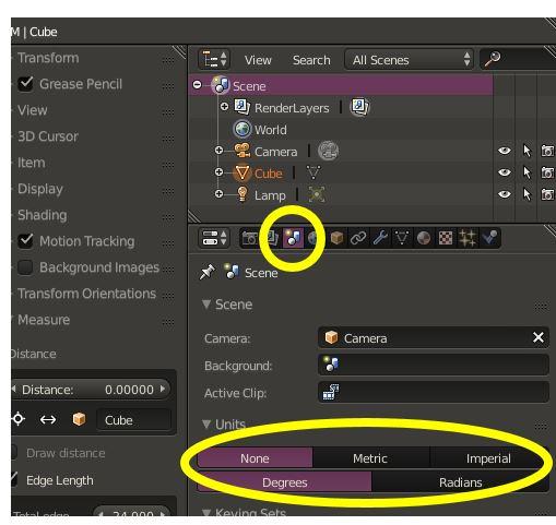 How to Measure in Blender | 3D Printing Ninja : Free Help