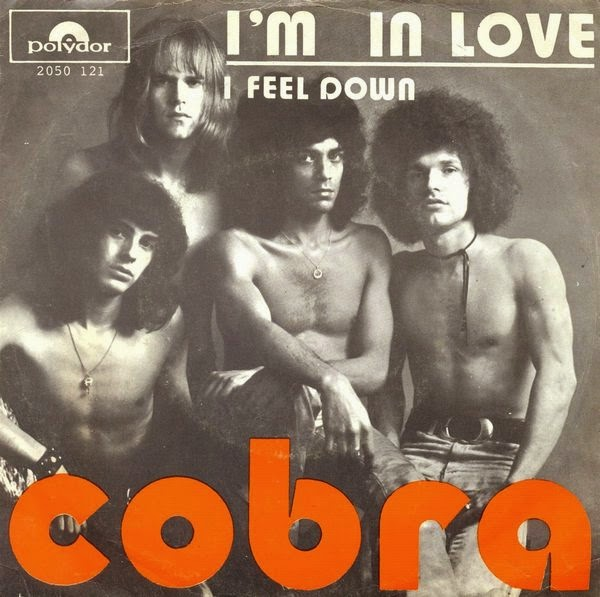Cobra - I'm in Love / I Feel Down