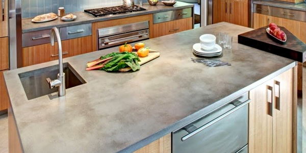 best material for countertops