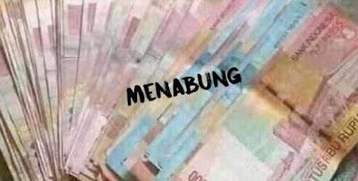 Menabung Atau Simpan Uang