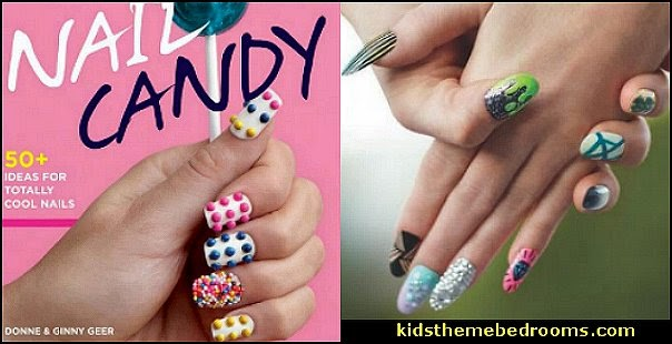 nail design ideas-Nail Candy  50+ Ideas for Totally Cool Nails