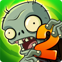 Plants vs Zombies 2 (MOD, Unlimited Gems)