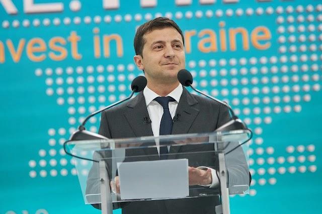 Володимир Зеленський: Вибори в ОРДЛО можуть відбуватися тільки за українським законодавством
