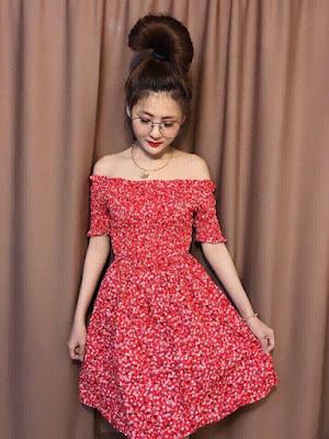 Váy đầm free size nữ cực kỳ đẹp, dễ thương