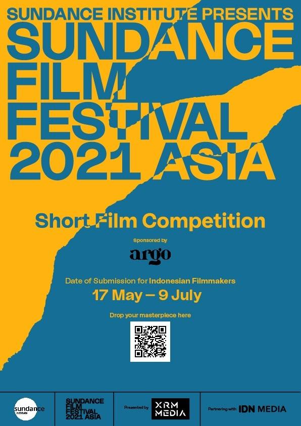 IDN Media Mempersembahkan Kompetisi Film Pendek dalam Gelaran Sundance Film Festival: Asia 2021