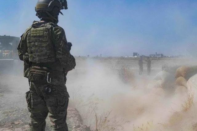 H Συρία αξιώνει την απόσυρση των αμερικανικών και τουρκικών δυνάμεων