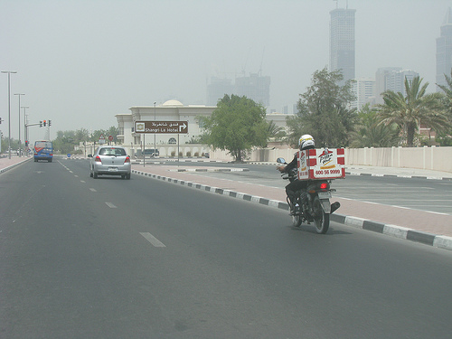 pizza hut dubai delivery