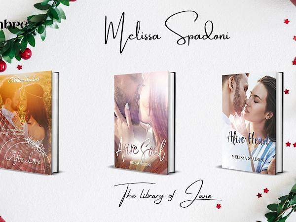 *Natale con zia Jane* Afire Love di Melissa Spadoni- 02 dicembre