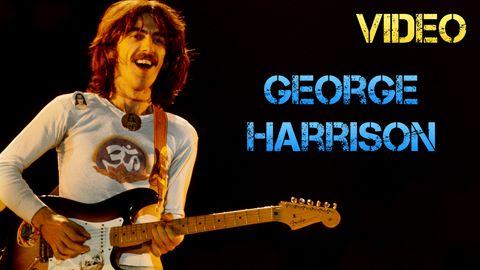 Biografía y Equipo de George Harrison