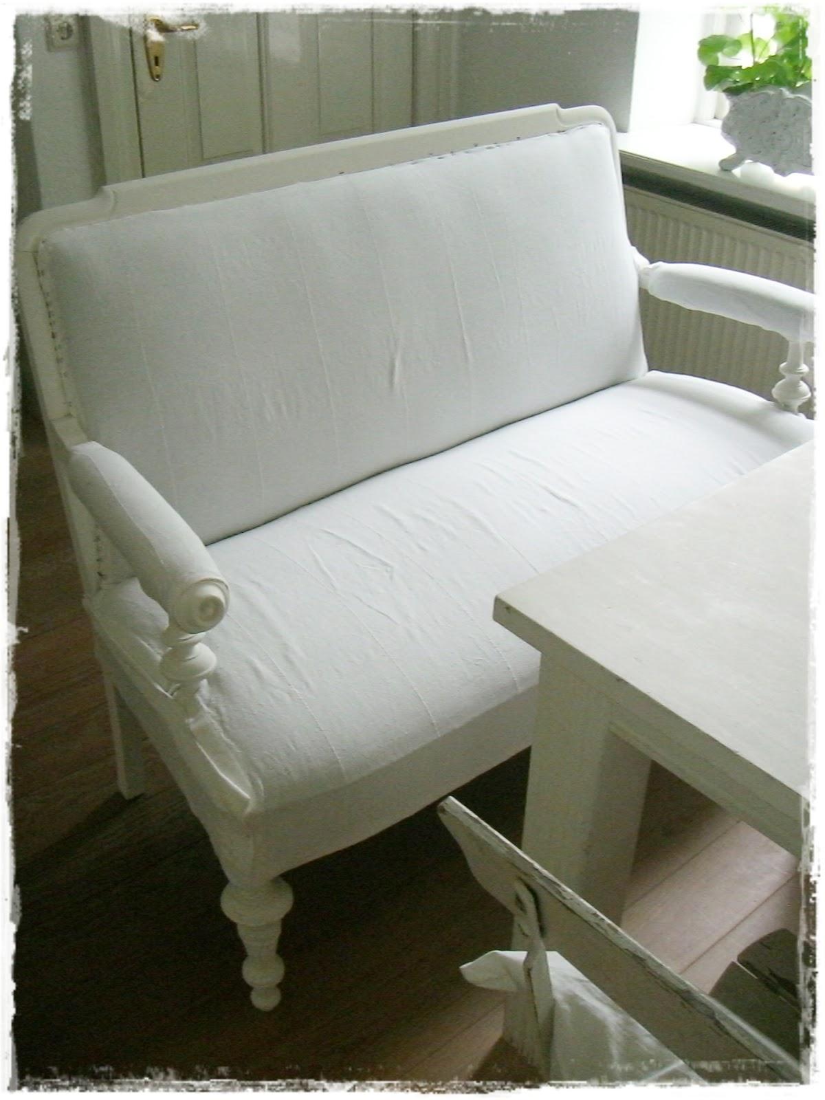 Lilleweiss Ein Neues Altes Sofa