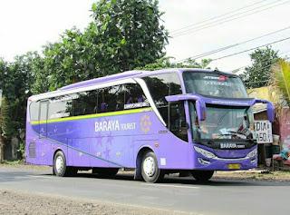 Sewa Bus Baraya Tourist SHD 2019