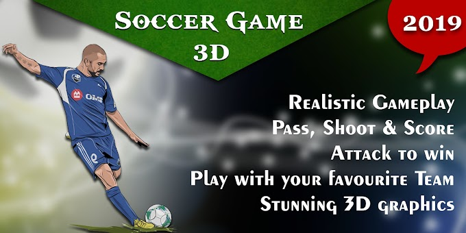 Soccer Football World Cup Unity 3D Complete Game source code Free Download