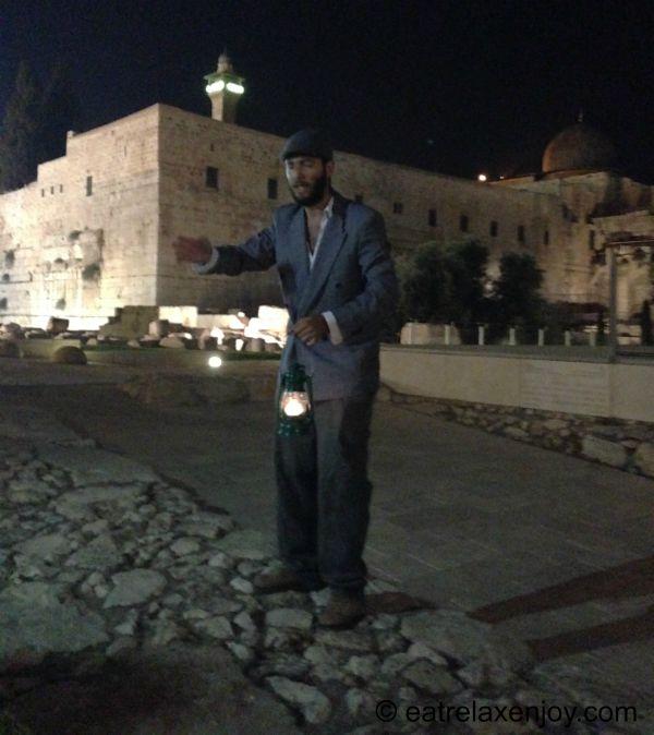 סיור סליחות לילי בירושלים