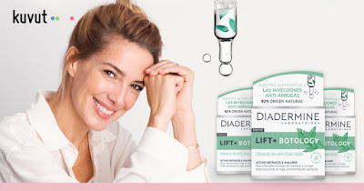 Prueba gratis crema Diadermine Lift+ Botology