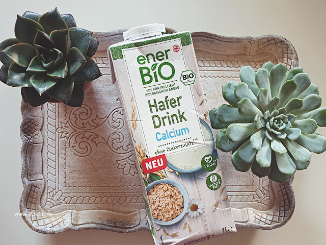 enerBio - Hafer Drink Calcium