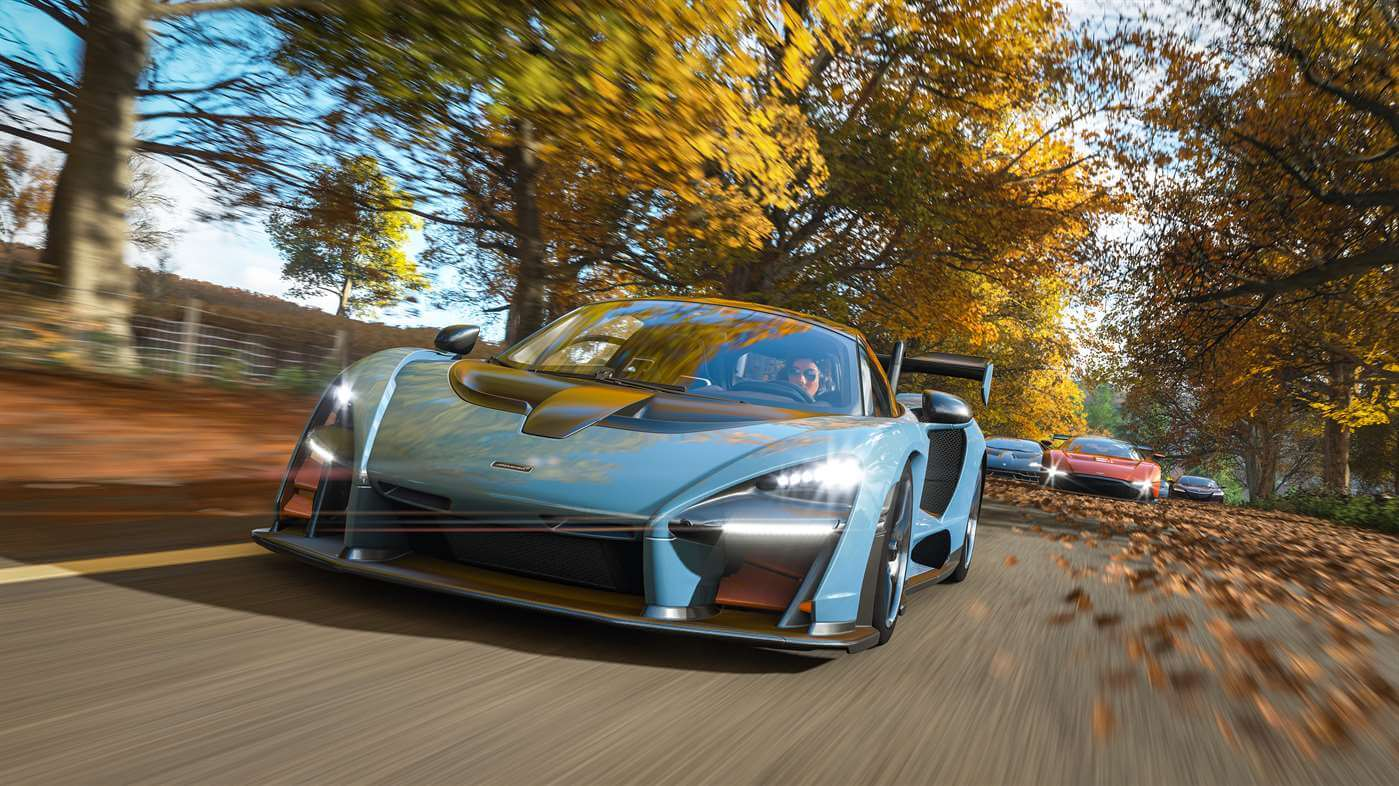 Forza Horizon 4 Patch: Includes Two New Features And Various Fixes