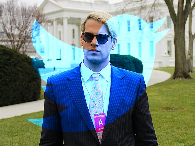 Milo Yiannopoulos - MichellHilton.com