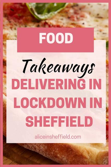 Takeaways in Sheffield