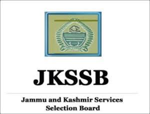 Jammu and Kashmir Service Selection Board JKSSB Syllabus for the various posts.