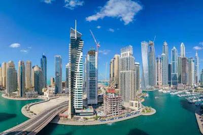 السياحة في دبي من صحراء قاحلة الى جنة فوق الارض وتطور اقتصادي مهول
