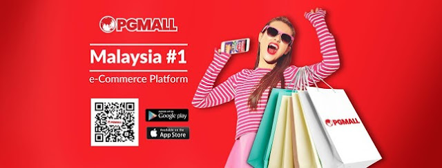 PG Mall 11.11 Malaysia Online Shopping 11.11 Penang Blogger Influencer Malaysia