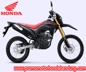 Kredit Motor Honda CRF 150 Bogor