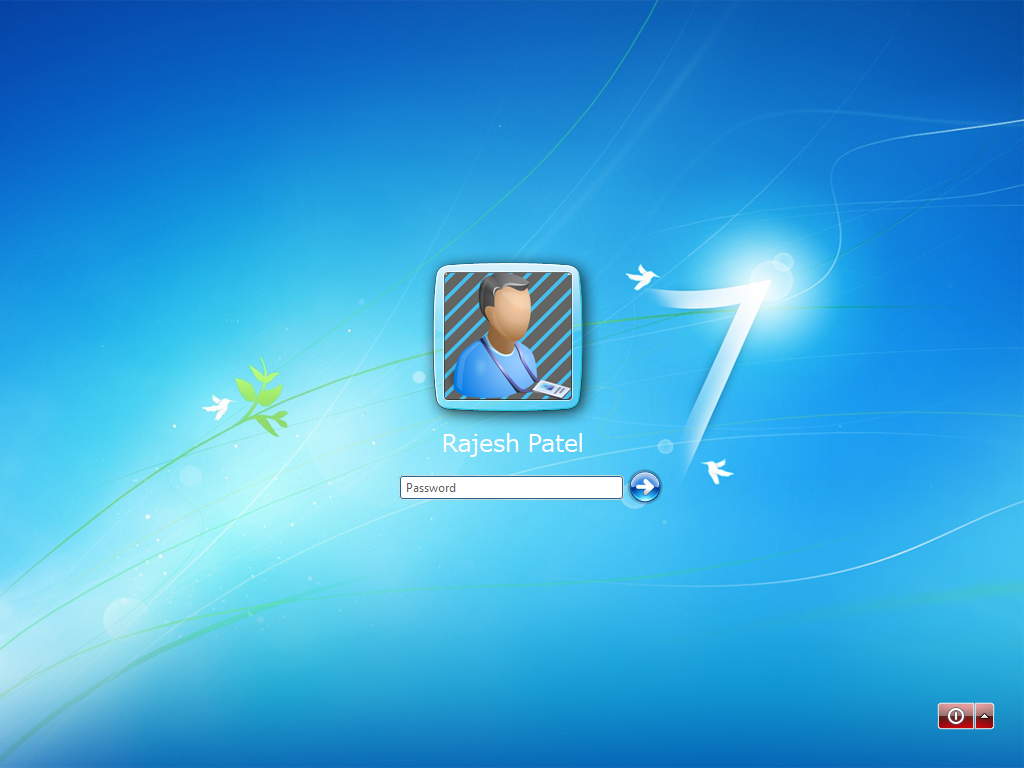 Pictures Of Windows 7 Screen
