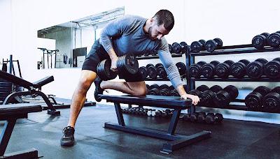 Dumbbell Back exercises