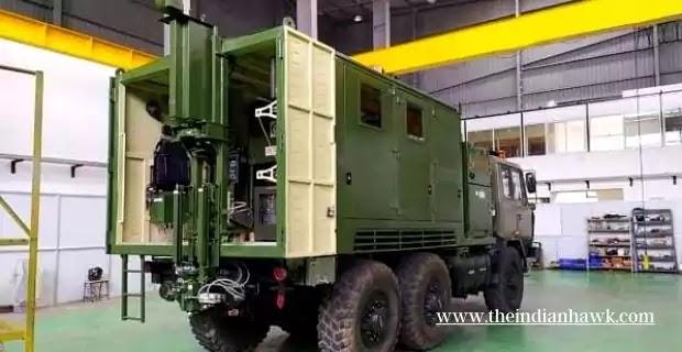 Mechanical Minefield Marking Equipment MK II