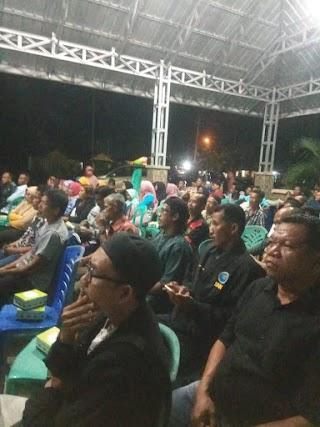 Warga Desa Batu Penyu Hadiri Sosialisasi PT. Anugerah BB