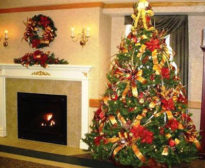 Dekorasi Pohon Natal Terindah