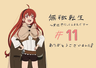 Mushoku Tensei: Jobless Reincarnation Continues to Part 2 Starting from Episode 12