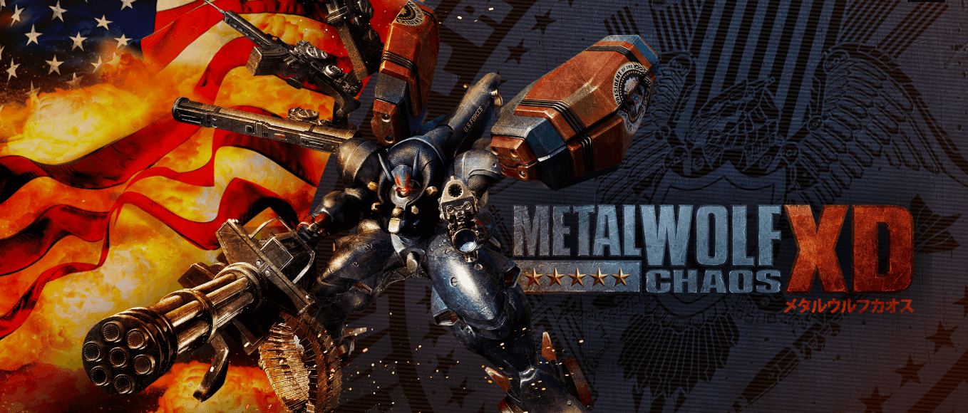 Metal Wolf Chaos XD Is Coming To Steam, PS4 And Xbox One On August 6th, 2019