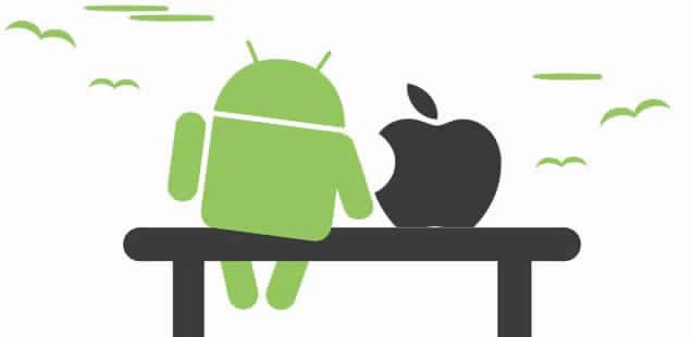 غارتنر: نمو حصة أندرويد وتراجع حصة iOS وسامسونج المتصدر