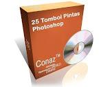 25 Tombol Pintas Keyboard Photoshop