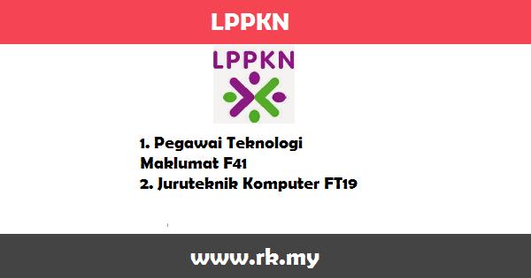 Jawatan Kosong di Lembaga Penduduk dan Pembangunan Keluarga Negara (LPPKN)