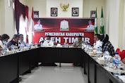 Sekda Aceh Timur Terima Kunker Anggota DPRA Komisi I