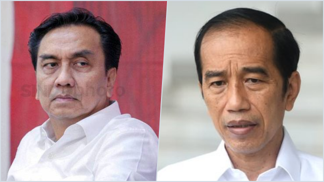RI Dinilai Menuju Jebakan Pandemi, Effendi Simbolon Salahkan Jokowi Tidak Lockdown