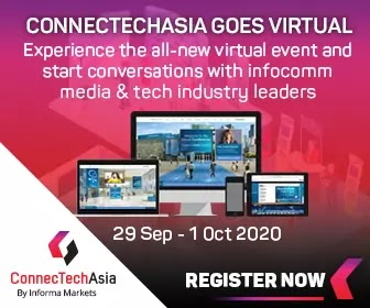 ConnecTechAsia 2020 Virtual Event