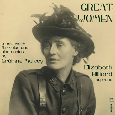 Countess Markievicz on the cover of Great Women from Divine Art