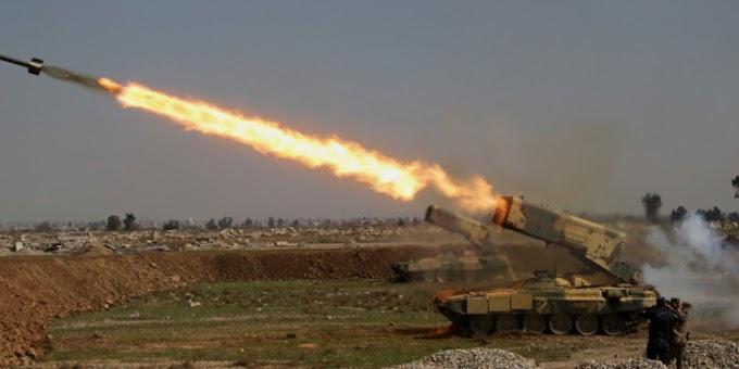 Νέο χτύπημα σε βάση των ΗΠΑ στο Ιράκ. 4 τραυματίες