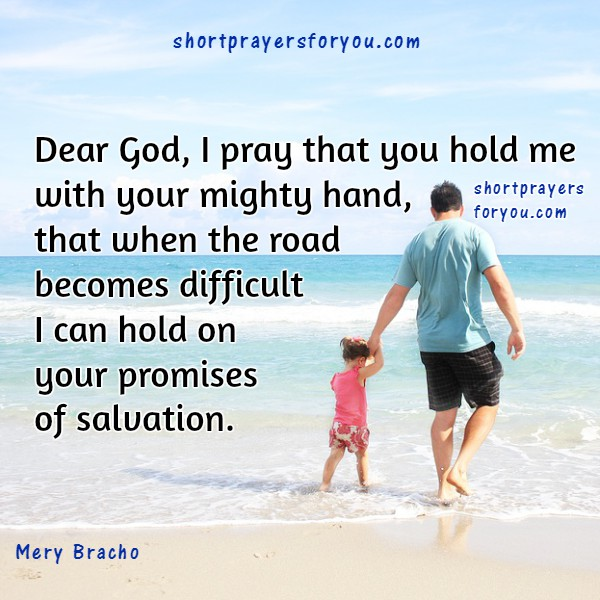 Christian Short Morning Prayer, say a prayer this morning with Mery Bracho, Pray, Christian images with prayers. Short prayer of protection.