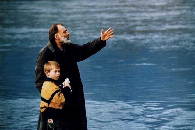 «Вечность и один день», режиссёр Тео Ангелопулос