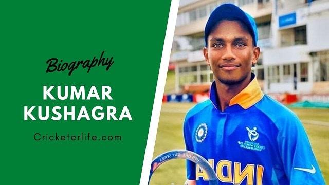 Kumar Kushagra batting, IPL, biography, height, Stats, Age, etc.
