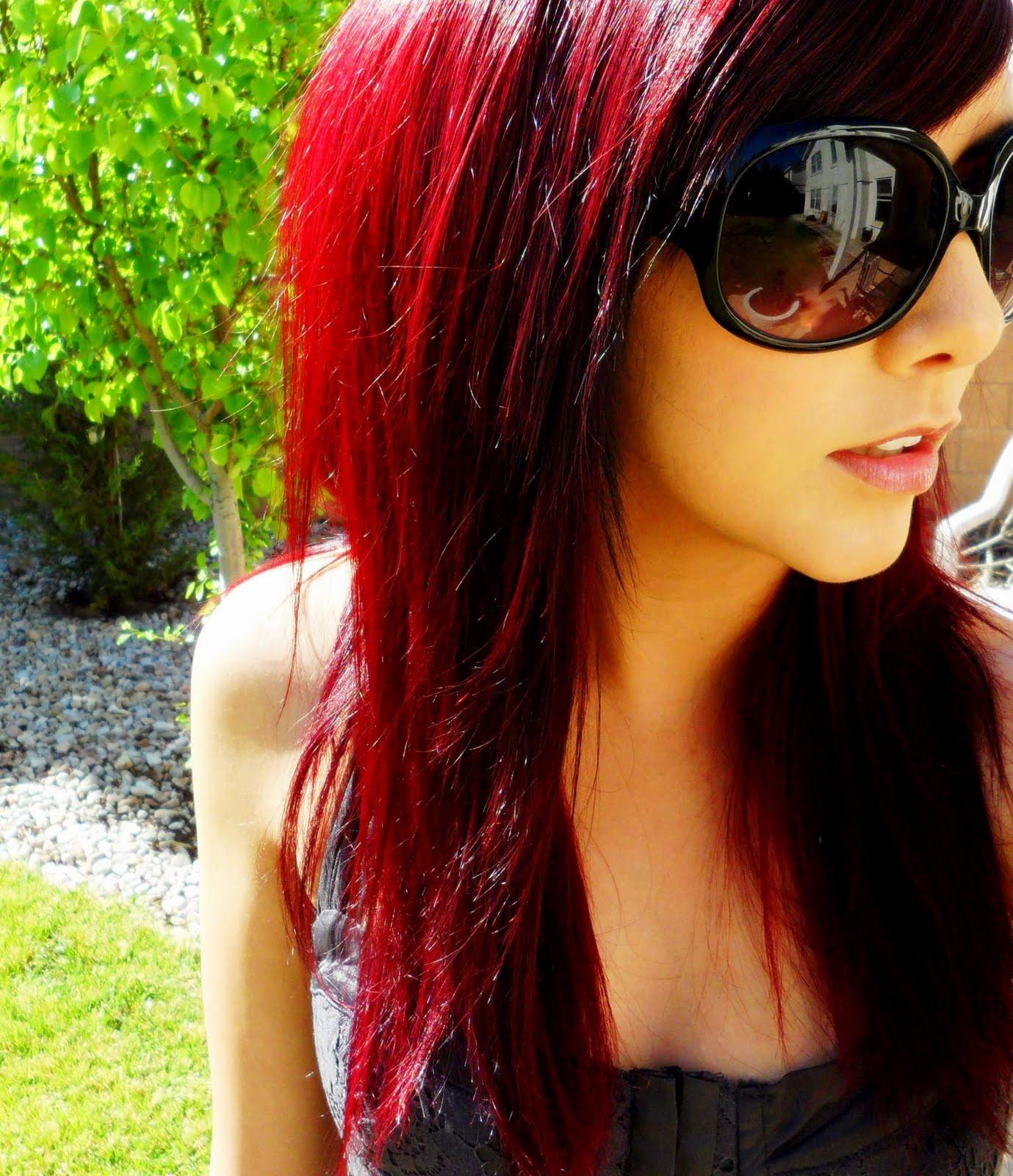 Technicolor My Hair Color