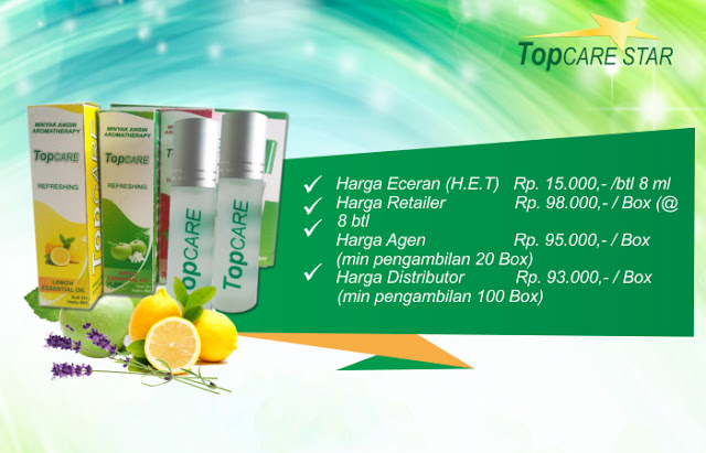Produk Top Care Bisnis Top Star Community