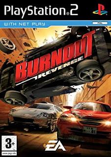 Download Burnout Revenge PS2 ISO